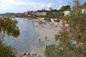 Bilde fra stranda i Cabo Roig